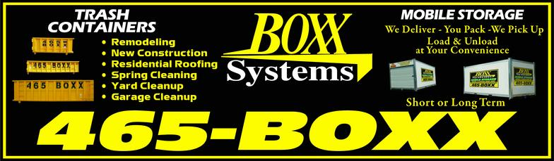 Boxx Systems | Chesapeake, VA 23323
